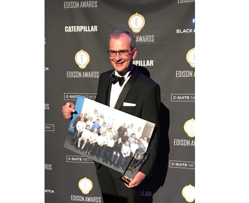 ワイヤロープのないエレベーター「ティッセンクルップ MULTI」2017エジソン賞で金賞を受賞